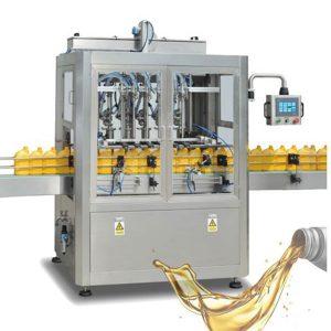 Línea de llenado de grasa de máquina de llenado de jabón líquido de 100 - 5000 ml