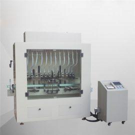 Máquina de embotellado de lejía completamente automática de venta directa