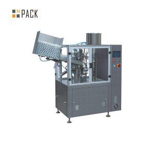Máquina de llenado y sellado de pasta completamente automática de alta precisión