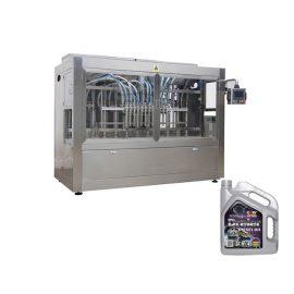 Máquina automática de llenado de botellas de alta velocidad Embotellado de aceite anti caída