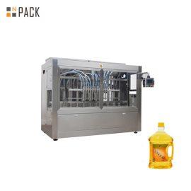 Máquinas de llenado volumétrico de flujo de acero inoxidable, máquina de llenado automática basada en el tiempo