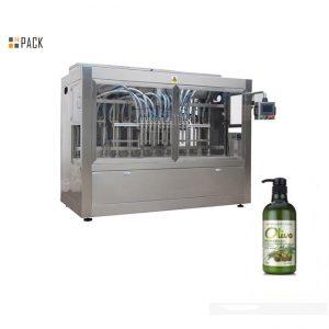100ml - Máquina de llenado de líquidos 1L para champú / loción / jabón