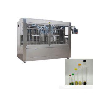Máquina de rellenar de la inyección intelectual del pistón para la botella de 0.5-5L / las latas