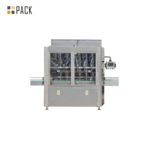 250ML-5L Línea de máquina de llenado y taponado de pesticidas líquidos estable anticorrosivo