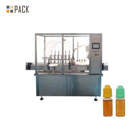 Máquina de rellenar líquida monobloque de alta precisión para el aerosol repelente de mosquitos