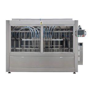 Máquina de llenado de mantequilla de coco automática de pistón de tipo lineal