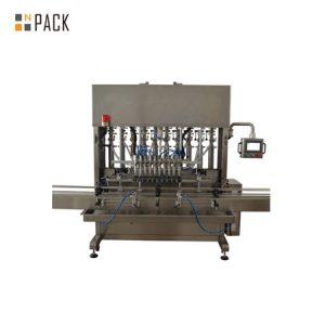 Máquina de llenado de botellas de líquido