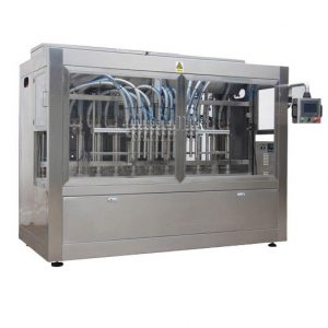 Máquina de envasado de fertilizantes líquidos 500ml - 5L Volumen