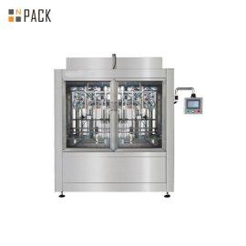 Máquina de llenado de botellas de líquido / pasta de alta viscosidad