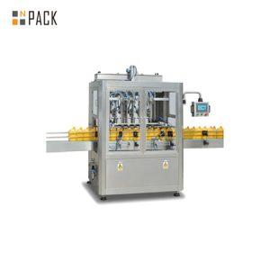 Máquina automática de envasado y envasado de embotellado y detergente de champú de miel automático