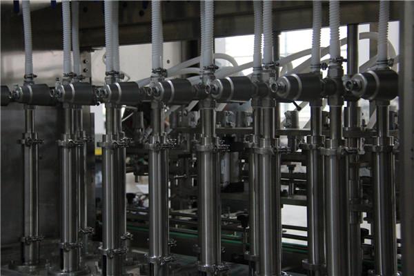 Detalles de la máquina llenadora de pistones 3