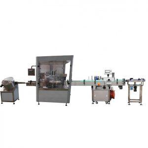 Capacidad de la máquina de llenado de aerosol oral / nasal del vial 50 lpm sin sistema de fugas